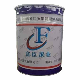 厚浆型环氧铝粉面漆